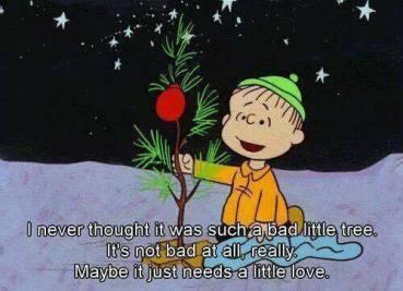 Christmas - tree needs love